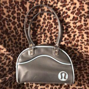 Lululemon small duffle hand bag